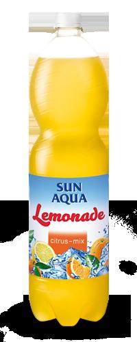 Sun Aqua limonádé citrus mix