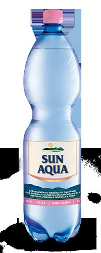 Sun Aqua 1,5l szénsavmentes