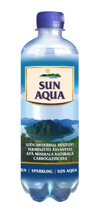 Sun Aqua 0,5l szénsavmentes