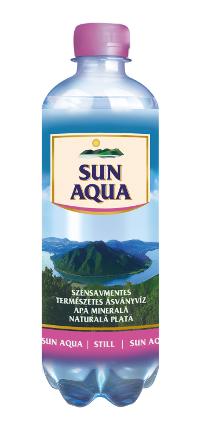 Sun Aqua 0,5l szénsavas